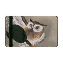 Grumpy Owl iPad Cover