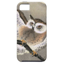 Grumpy Owl iPhone SE/5/5s Case