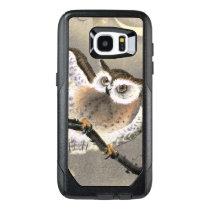 Grumpy Owl OtterBox Samsung Galaxy S7 Edge Case