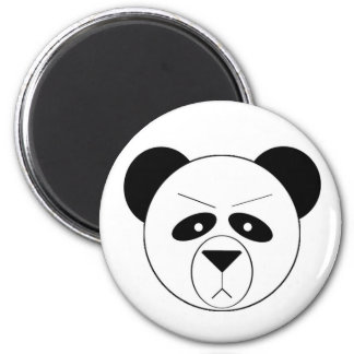 Grumpy Panda Magnet