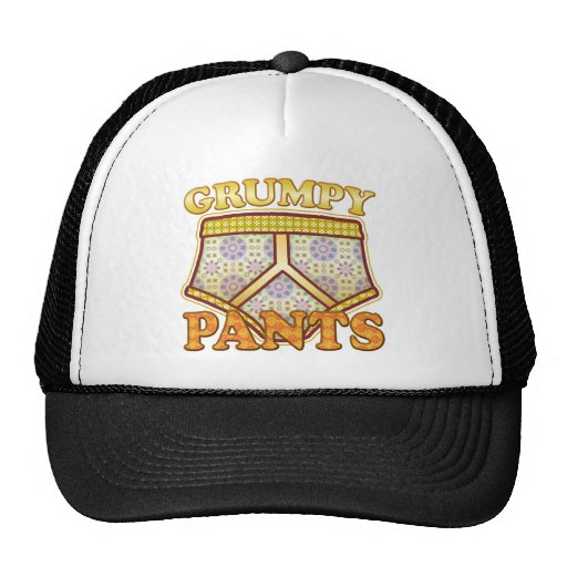 Grumpy Pants Trucker Hat