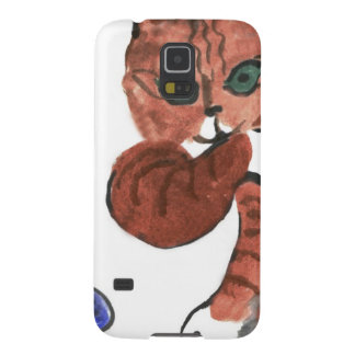 Grumpy Paws Eyes an Etheral Butterfly Cases For Galaxy S5