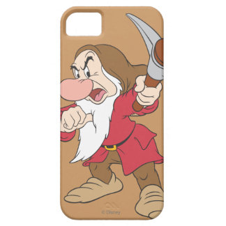 Grumpy Pointing Axe iPhone 5 Covers