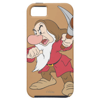 Grumpy Pointing Axe iPhone SE/5/5s Case