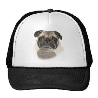 Grumpy Puggy Gifts Trucker Hat