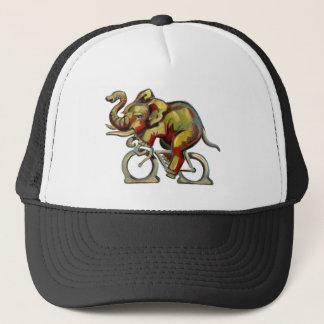Grumpy Rider Trucker Hat