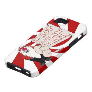 Grumpy Santa iPhone 5 Vibe Case