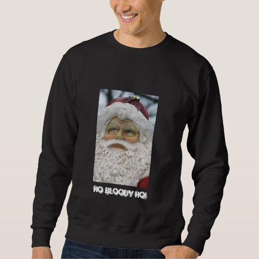 Grumpy Santa Sweatshirt