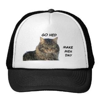 Grumpy Says Make Meh Day Trucker Hat