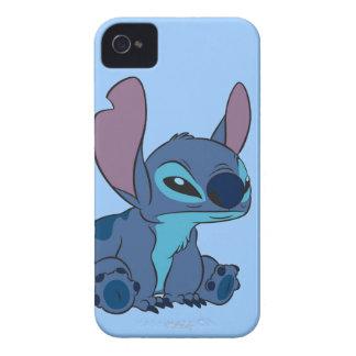 Grumpy Stitch iPhone 4 Case