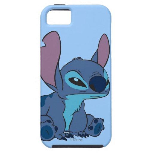 Grumpy Stitch iPhone 5 Cover