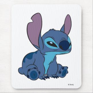 Grumpy Stitch Mouse Pad