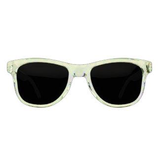 Grün gemustert sunglasses