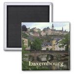 Grund, Luxemburgo Imanes De Nevera