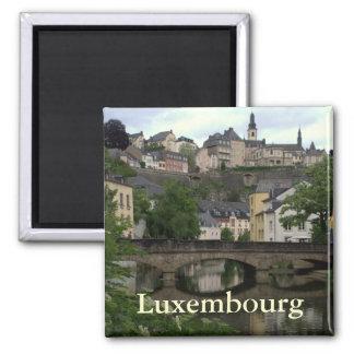 Grund Luxemburgo Imanes De Nevera