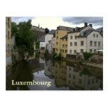 Grund, Luxemburgo Postales