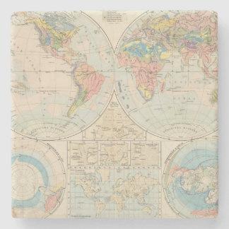 Grund u Boden - mapa del atlas del suelo Posavasos De Piedra