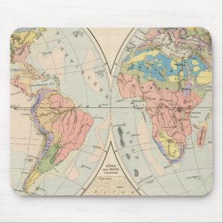 Grund u Boden - Soil Atlas Map Mouse Pad