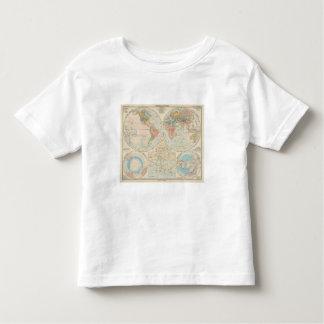 Grund u Boden - Soil Atlas Map Toddler T-shirt