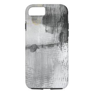 grundge black and gold  design iPhone 7 case