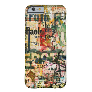 grundge design barely there iPhone 6 case