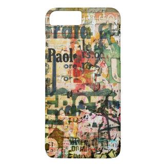 grundge design iPhone 7 plus case