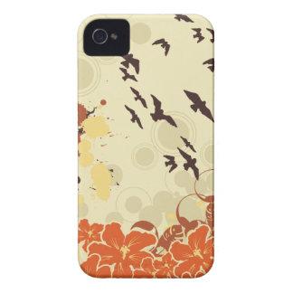 Grundge Floral iPhone Case