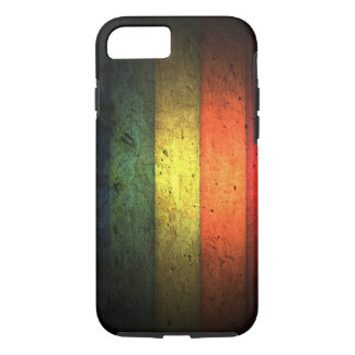 grundge gay pride rainbow design iPhone 7 case