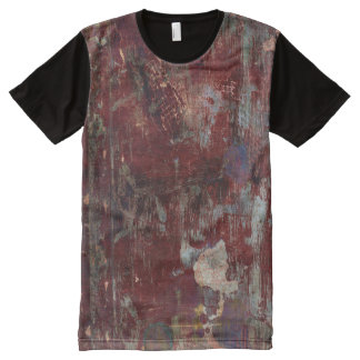grundge shabby chic all over Tee All-Over Print T-shirt