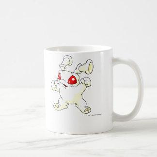 Grundo White Classic White Coffee Mug