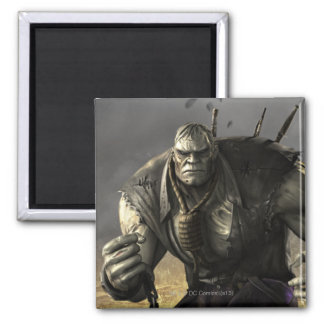 Grundy 2 Inch Square Magnet