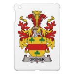 Gruner Family Crest iPad Mini Case