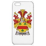 Gruner Family Crest iPhone 5C Cases