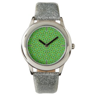 Grünes Netz Kaleidoscope/Green Kaleidoscope Net Watch