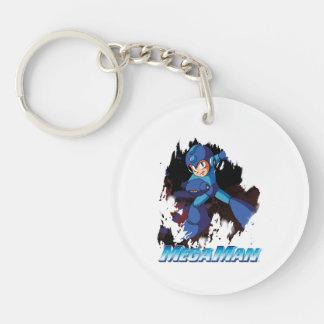Grunge 2 keychain