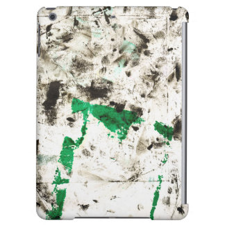 Grunge Abstract Case Savvy Matte iPad Air Case