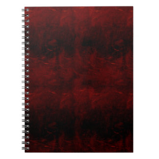 Grunge abstract notebooks