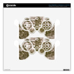 Grunge and grime skins for PS3 controllers