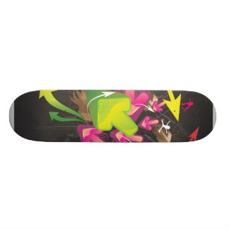 grunge-arrow-bg-1.ai skateboard deck