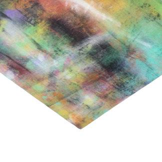 Grunge artístico papel de seda pequeño