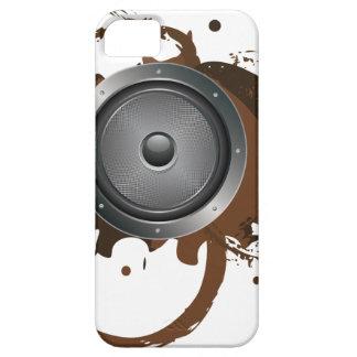 Grunge Audio Speaker 2 iPhone SE/5/5s Case