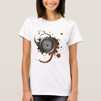 Grunge Audio Speaker 2 T-Shirt