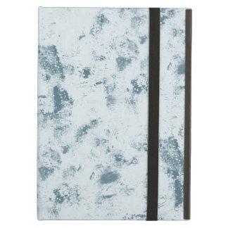 Grunge azul abstracto