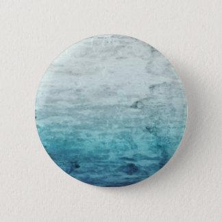 Grunge backward vintage wooden texture pinback button