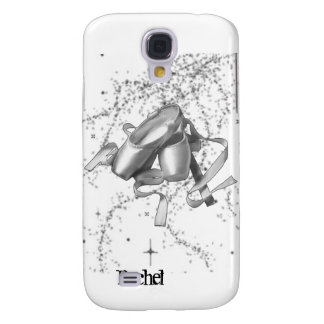 Grunge Ballet Shoes iPhone3G Galaxy S4 Cases