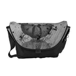 Grunge Ballet Tutu Messenger Bag