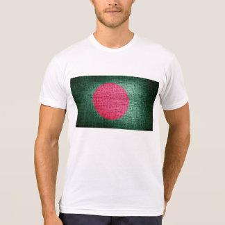 Grunge Bangladesh Flag T-Shirt