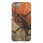 Grunge Basketball Barely There iPhone 6 Case