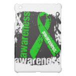 Grunge Bile Duct Cancer Awareness Case For The iPad Mini
