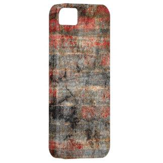 Grunge Brick Wall 4 iPhone SE/5/5s Case